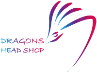 Dragons Head Shop Logo